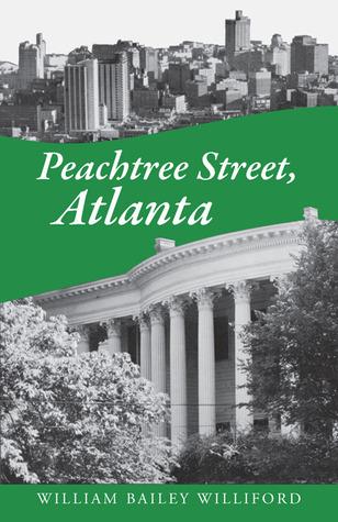 Peachtree Street, Atlanta  by  William Bailey Williford