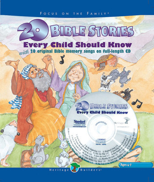 20 Bible Stories Every Child Should Know  by  Christine Tripp
