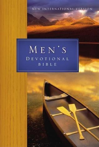 Holy Bible: NIV Mens Devotional Bible, Compact Anonymous