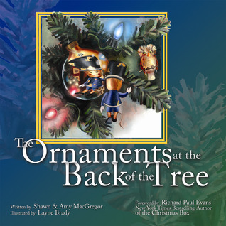 The Ornaments at the Back of the Tree  by  Shawn MacGregor