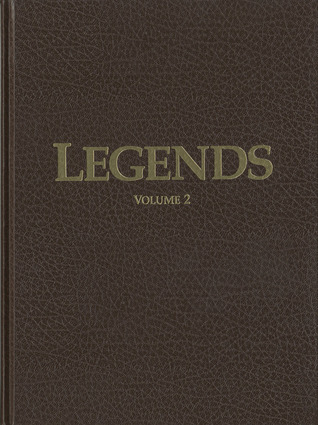 Legends, Volume 2 (leather): Outstanding Quarter Horse Stallions and Mares Jim Goodhue
