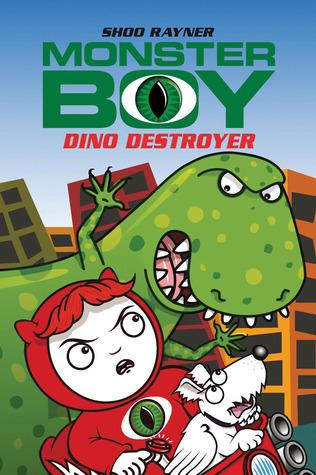 Dino Destroyer Shoo Rayner