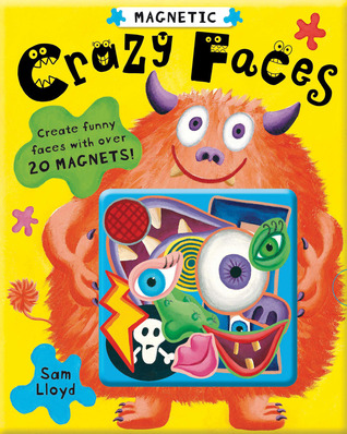 Magnetic Crazy Faces  by  Sam Lloyd