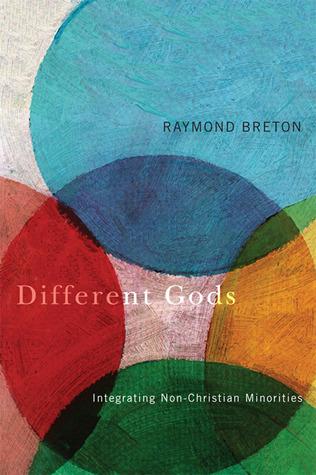 Ethnic Relations in Canada: Institutional Dynamics  by  Raymond Breton