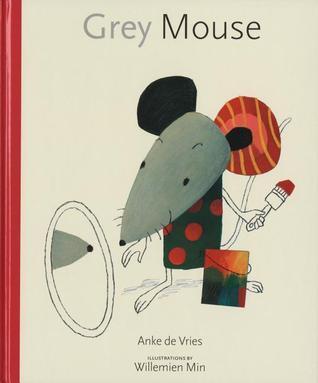 Grey Mouse  by  Anke de Vries
