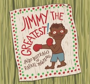Jimmy the Greatest!  by  Jairo Buitrago