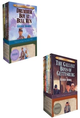 Bonnets and Bugles Series Books 1-10 Gilbert Morris