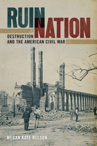 Ruin Nation: Destruction and the American Civil War  by  Megan Kate Nelson