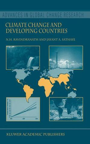 Climate Change And Developing Countries Nijavalli H. Ravindranath