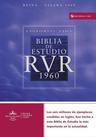 Study Bible-Rvr 1960  by  Anonymous