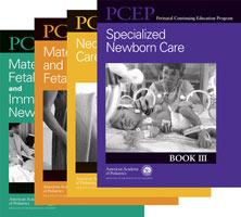 Perinatal Continuing Education Program (PCEP) Complete Set: 4-Book Set  by  John Kattwinkel