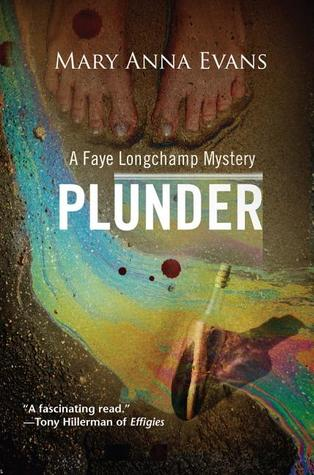 Plunder Mary Anna Evans