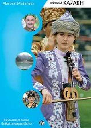 Advanced Kazakh: DVD-ROM  by  Akmaral Mukanova