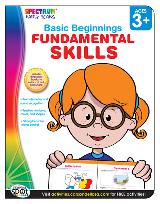 Fundamental Skills, Grades Preschool - K  by  School Specialty Publishing