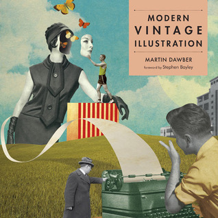 Modern Vintage Illustration  by  Martin Dawber