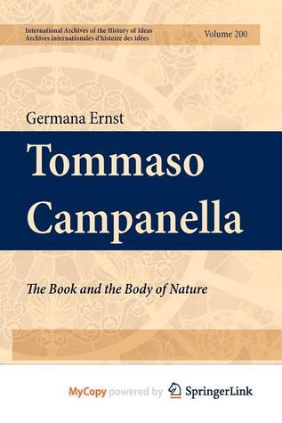 Tommaso Campanella  by  Germana Ernst