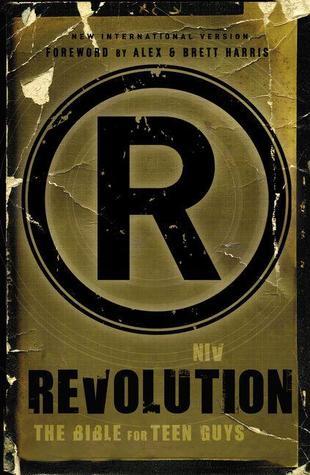 Revolution Bible-NIV: The Bible for Teen Boys Anonymous