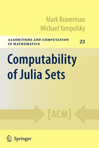 Computability of Julia Sets Mark Braverman