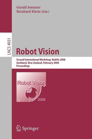Robot Vision  by  Gerald Sommer