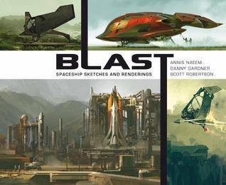 BLAST: spaceship sketches and renderings  by  Scott Robertson