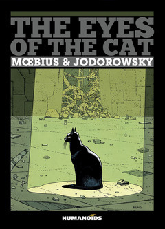 The Eyes of the Cat  by  Alejandro Jodorowsky