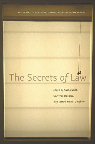 The Secrets of Law Austin Sarat