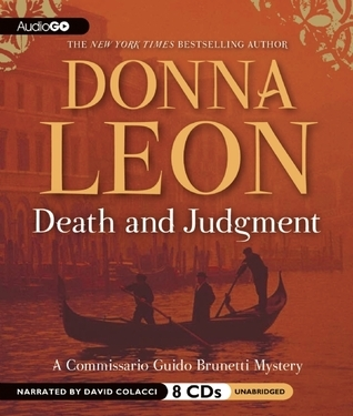 Death and Judgment: A Commissario Guido Brunetti Mystery Donna Leon