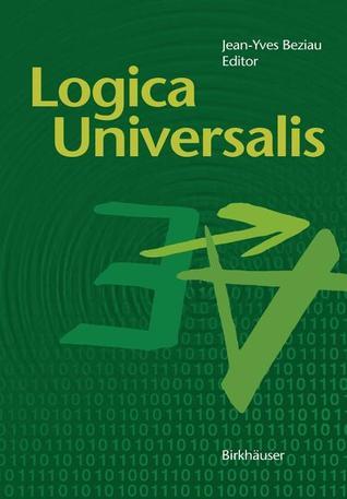 Logica Universalis Jean-Yves Beziau