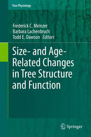 Size- And Age-Related Changes in Tree Structure and Function Frederick C. Meinzer