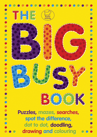 The Big Busy Book Jaine Keskeys