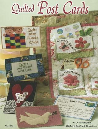 Quilted Postcards Cheryl Haynes