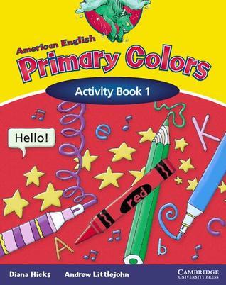 Primary Colours Vocabulary Cards Starter Diana Hicks