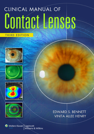 Clinical Contact Lens Practice  by  Edward S. Bennett
