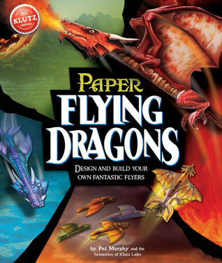 Paper Flying Dragons  by  Klutz