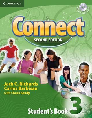 Connect 3 Students Book with Self-Study Audio CD Jack C. Richards