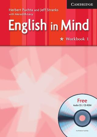 English in Mind: Workbook 1 [With CDROM]  by  Herbert Puchta