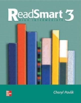 Readsmart 3 Student Book Cheryl Pavlik
