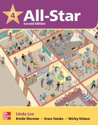 All-Star 4 Student Book W/Work-Out CD-ROM [With CD]  by  Lee Linda