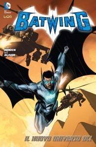 Batwing n. 01 (Batwing, #1, Batman World #3)  by  Judd Winick