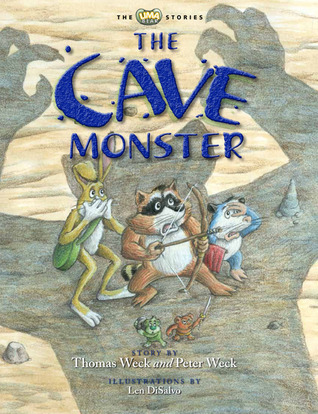 The Cave Monster Thomas Weck