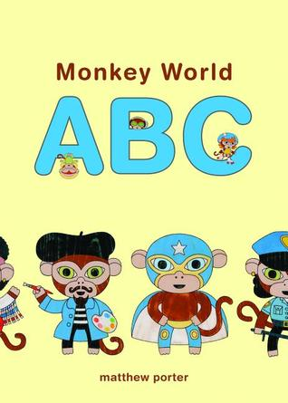 Monkey World ABC  by  Matthew Porter