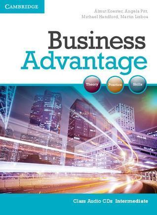 Business Advantage Intermediate Audio CDs (2) Almut Koester