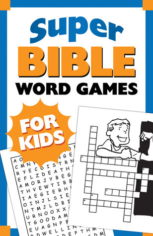 Super Bible Word Games for Kids Various