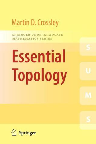 Essential Topology  by  Martin D. Crossley