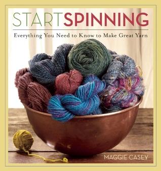 Start Spinning Maggie Casey