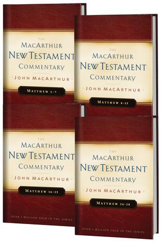 Matthew 4 Volume Set - NT Commentary  by  John F. MacArthur Jr.