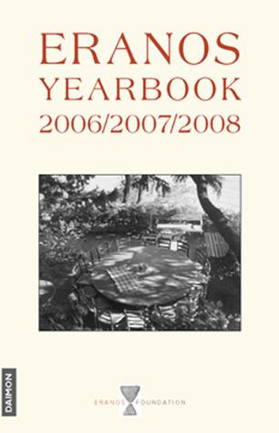 Eranos Yearbook 69 Foundation Eranos