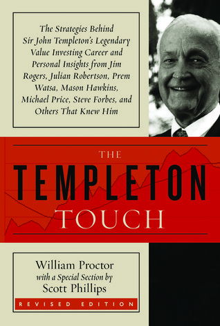 The Templeton Touch  by  William Proctor