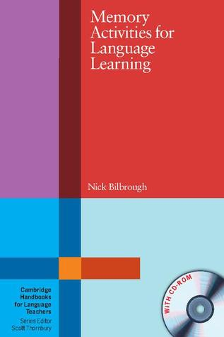 Memory Activities for Language Learning Nick Bilbrough