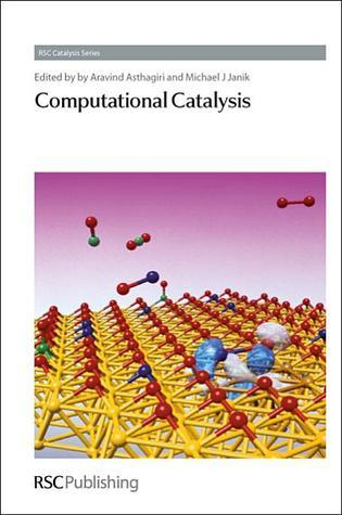 Computational Catalysis  by  Aravind Asthagiri